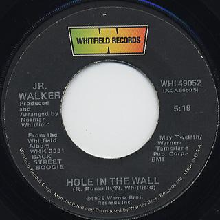 Jr. Walker / Wishing On A Star back