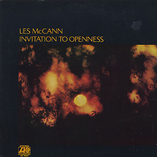 Les McCann / Invitation To Openness