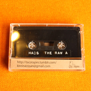 MADS / The Raw (Cassette) back