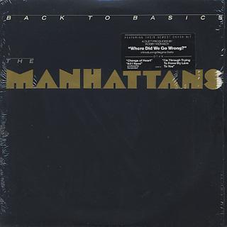 The Manhattans Back To Basics