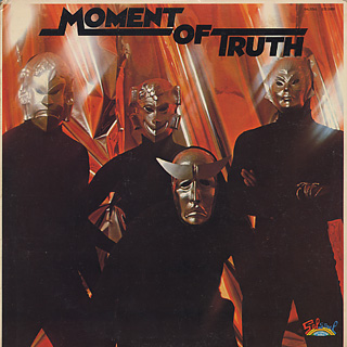 Moment Of Truth / S.T.