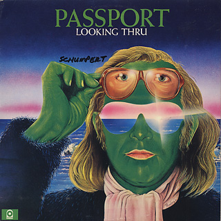 Passport / Looking Thru front