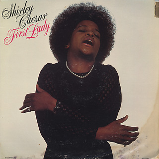 Shirley Caesar / First Lady front
