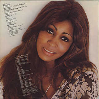 Tina Turner / Tina Turner The Country On back