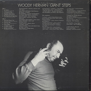 Woody Herman / Giant Steps back