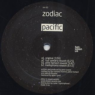 Zodiac / Pacific