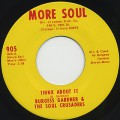 Burgess Gardner & The Soul Crusaders / Think About It c/w Do It