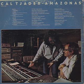 Cal Tjader / Amazonas back