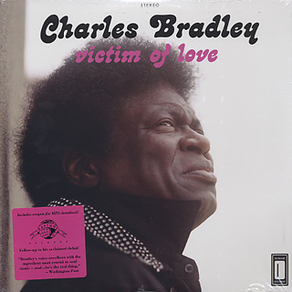 Charles Bradley / Victim Of Love