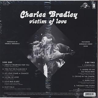 Charles Bradley / Victim Of Love back
