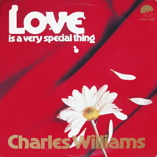 Charles Williams / Is A Very Special Thing (CD)