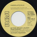 Chocolate Milk / Action Speaks Louder Than Words (45)