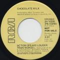 Chocolate Milk / Action Speaks Louder Than Words (45)