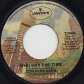 Con Funk Shun / Who Has The Time