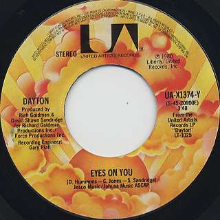 Dayton / Eyes On You