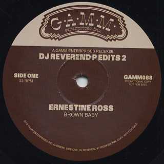 DJ Reverend P / Edits Pt.2
