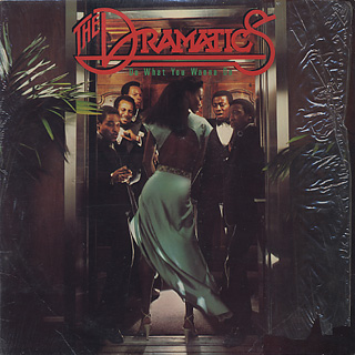 Dramatics / Do What You Wanna Do front