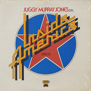 Juggy Murray Jones / Inside America