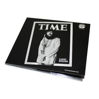 Larry Nozero feat. Dennis Tini / Time (CD)