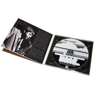 Larry Nozero feat. Dennis Tini / Time (CD) back
