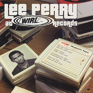 Lee Perry / At WIRL Records
