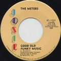 Meters / Good Old Funky Music c/w Sassy Lady