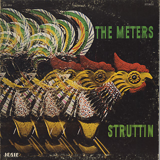 Meters / Struttin' front