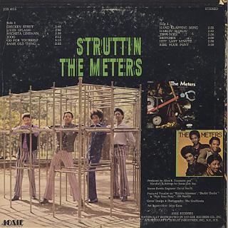 Meters / Struttin' back