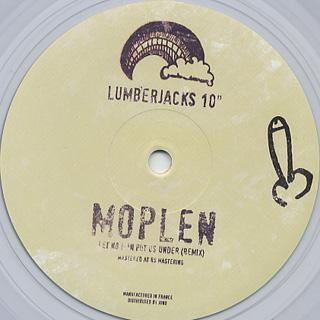 Moplen / Let No Man Clash