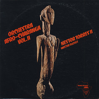 Nestor Torres II / Orchestra Afro-Charanga Vol.II front
