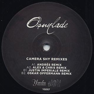 Osunlade / Camera Shy Remixes