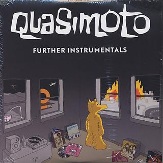 Quasimoto / Further Adventures Of Lord Quas Instrumentals (Color JKT)