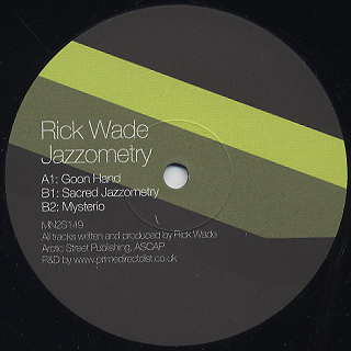 Rick Wade / Jazzometry