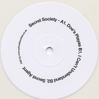 Secret Society / 1 Trax Ltd1 back