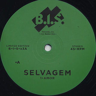 Selvagem / EP front