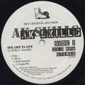 AK Skills / One Life Ta Live