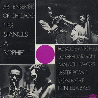 Art Ensemble Of Chicago / Les Stances A Sophie