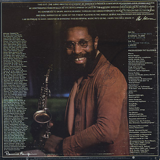 Bennie Maupin / Slow Traffic To The Right back
