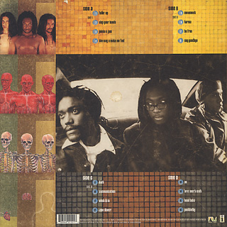 Black Eyed Peas / Behind The Front back