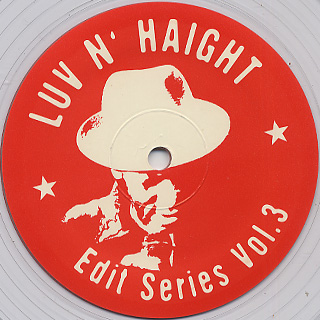 African Roots Of Jazz Feat. Carlos Niño & Friends / Luv N' Haight Edits Vol.3 back