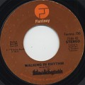 Blackbyrds / Walking In Rhythm c/w The Baby
