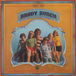 Brady Bunch / Meet The front