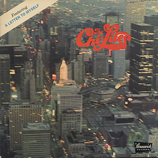 Chi-Lites / A Letter To Myself