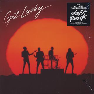 Daft Punk Ft. Pharell / Get Lucky