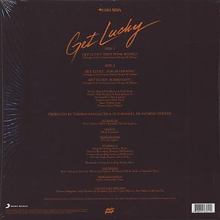 Daft Punk Ft. Pharell / Get Lucky back