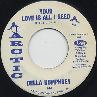 Della Humphrey / Don't Make The Good Girls Go Bad back