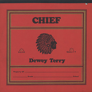 Dewey Terry / Chief front