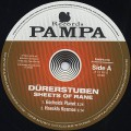 Durerstuben / Sheets Of Rane