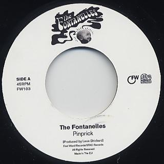 Fontanelles / Pinprick c/w Criminality
