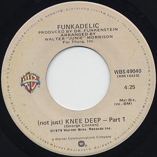 Funkadelic / (Not Just) Knee Deep